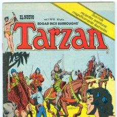 Cómics: TOUTAIN. EL NUEVO TARZAN. 8. Lote 271313923