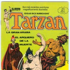 Cómics: TOUTAIN. EL NUEVO TARZAN. 7. Lote 271335493