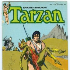 Cómics: TOUTAIN. EL NUEVO TARZAN. 5. Lote 271342648