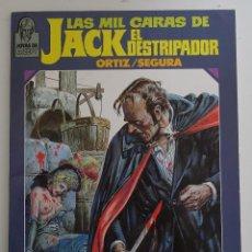 Comics : LAS MIL CARAS DE JACK EL DESTRIPADOR - CREEPY. Lote 271857023