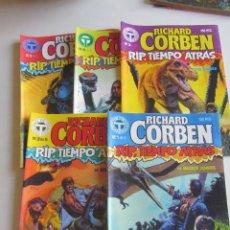 Cómics: RIP TIEMPO ATRAS COMPLETA RICHARD CORBEN TOUTAIN ARX114. Lote 272054383
