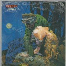 Cómics: WRIGHTSON, MAESTRO DEL TERROR, 1981, TOUTAIN, MUY BUEN ESTADO. Lote 292088238