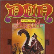 Cómics: DEN 2: MUVOVUM, 1984, TOUTAIN, PRIMERA EDICIÓN, MUY BUEN ESTADO. Lote 272911963