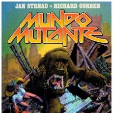 Fumetti: MUNDO MUTANTE - CORBEN - TOUTAIN EDITOR. PRIMERA EDICIÓN 1982. BUENO.. Lote 273746758