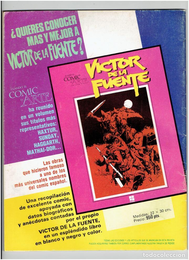 Cómics: Archivo * CREEPY * Nº 3 * ED. TOUTAIN 2ª EDICIÓN 1979 * - Foto 2 - 274285003