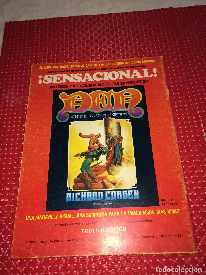 Cómics: CREEPY - Nº 1 - TOUTAIN EDITOR - AÑO 1979 - BUEN ESTADO - Foto 2 - 274714998