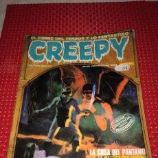 Fumetti: CREEPY - Nº 53 - TOUTAIN EDITOR - AÑO 1983 - VER ESTADO. Lote 274718038