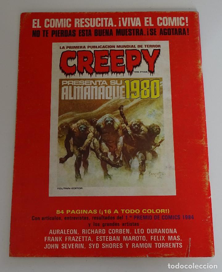 Cómics: Creepy (Nº 8) - Ediciones Toutain - Foto 2 - 275247493