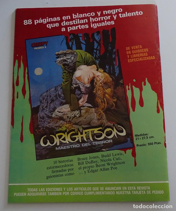 Cómics: Creepy (Nº 42) - Ediciones Toutain - Foto 2 - 275249148
