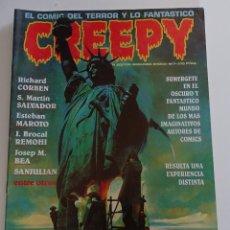 Cómics: CREEPY (Nº 7) - EDICIONES TOUTAIN. Lote 275249653