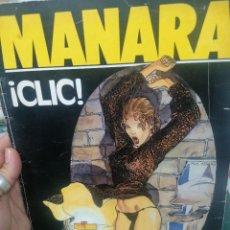 Cómics: MANDARA. CLIC.. Lote 275262183