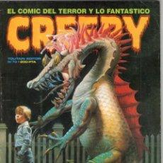 Cómics: CREEPY - Nº 73 - TOUTAIN EDITOR.. Lote 275689953