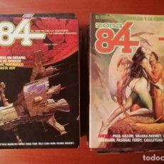 Fumetti: ZONA 84 TOUTAIN EDITOR COMPLETA 96 Nº MÁS 5 EXTRAS A FALTA DEL Nº 95. Lote 275691173