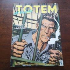 Cómics: TOTEM EL COMIX 10. TOUTAIN EDITOR. CON JORDI BERNET, CARLOS GIMÉNEZ, BLAS GALLEGO, MILO MANARA, ETC. Lote 275733083