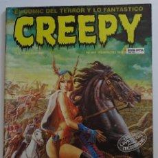 Cómics: CREEPY (Nº 44) - EDICIONES TOUTAIN. Lote 275961358