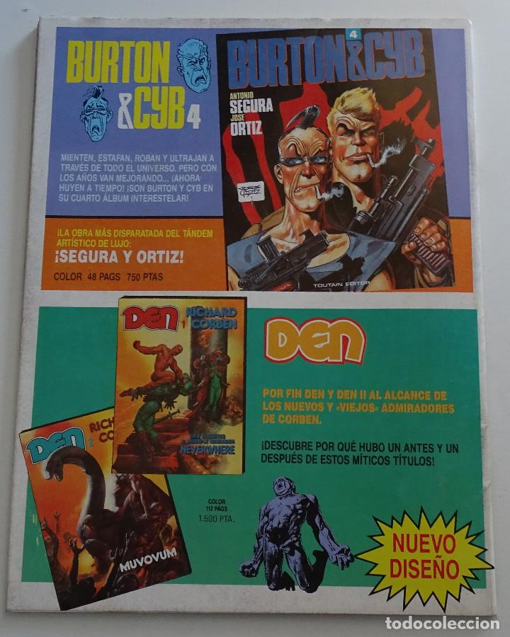 Cómics: Creepy (Nº 8) - Ediciones Toutain - Foto 2 - 275963453