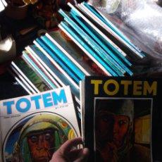 Cómics: LOTAZO DE COMIX TOTEM. Lote 275988793