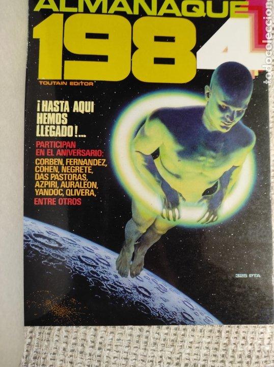 Cómics: TOMO COMICS - CONTIENE ALMANAQUE DE 1984 + Nº 18 Y 30 - TOMO RECOPILATORIO - Foto 2 - 276002273