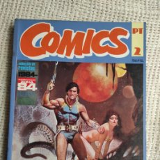 Cómics: TOMO COMICS - CONTIENE ALMANAQUE DE 1984 + Nº 18 Y 30 - TOMO RECOPILATORIO. Lote 276002273