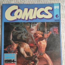 Cómics: TOMO COMICS - CONTIENE ALMANAQUE CREEPY 1982 + Nº 6 + Nº 70. Lote 276002808