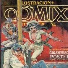Cómics: COMIX INTERNACIONAL RETAPADO CON LOS NUMEROS 8, 9 Y 20 - TOUTAIN - BUEN ESTADO - SUB02M. Lote 276091773