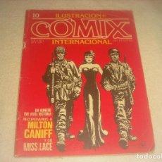 Cómics: COMIX INTERNACIONAL N. 10. Lote 276098288