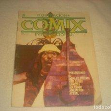 Cómics: COMIX INTERNACIONAL N. 4. Lote 276098473