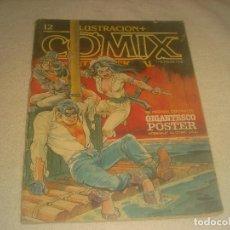 Cómics: COMIX INTERNACIONAL N. 12. Lote 276098708