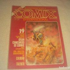 Cómics: COMIX INTERNACIONAL EXTRA CONCURSO 1983.. Lote 276115233
