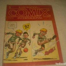 Cómics: COMIX INTERNACIONAL N.5. Lote 276115698