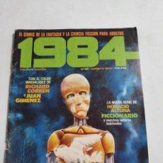 Cómics: 1984 Nº 55 TOUTAIN EDITOR ESTADO NORMAL MAS ARTICULOS. Lote 276198083