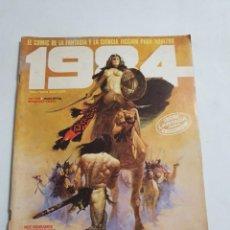 Fumetti: 1984 Nº 48 TOUTAIN EDITOR ESTADO NORMAL MAS ARTICULOS. Lote 276198478