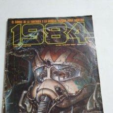 Fumetti: 1984 Nº 48 TOUTAIN EDITOR ESTADO NORMAL MAS ARTICULOS. Lote 276198583