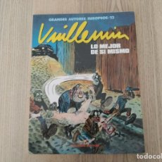 Comics: VUILLEMIN. LO MEJOR DE SI MISMO. PHILLIPE VUILLEMIN. 1990. TOUTAIN EDITOR. Lote 276203273