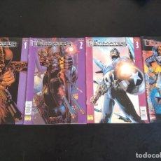 Cómics: COMICS THE ULTIMATES VOLUMEN 2 - COLECCIÓN COMPLETA 4 NÚMEROS. Lote 241944325