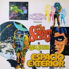 Cómics: THE SPIRIT. ESPACIO EXTERIOR.. Lote 276739673