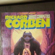 Cómics: COMIC - RICHARD CORBEN OBRAS COMPLETAS # 2 - HOMBRE LOBO - TOUTAIN. Lote 276742883