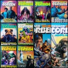 Cómics: RICHARD CORBEN - OBRAS COMPLETAS 1 - 10. Lote 276751328