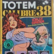 Cómics: 4 COMIC TOTEM, EL COMIX (AÑO 1987) + 1 COMIC TOTEM CALIBRE 38 (AÑO 1982). Lote 276774858