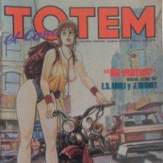 Cómics: 5 COMIC TOTEM, EL COMIX, AÑO 1987. Lote 276775363