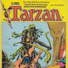 Cómics: EL NUEVO TARZAN - VOL 1 - Nº 19 - HITPRESS #. Lote 276800908