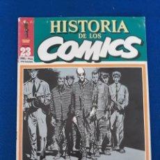 Cómics: HISTORIA DE LOS CÓMICS FASCÍCULO 23. Lote 277502143