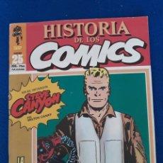 Cómics: HISTORIA DE LOS CÓMICS FASCÍCULO 25. Lote 277502293