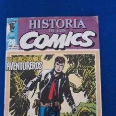 Cómics: HISTORIA DE LOS CÓMICS FASCÍCULO 26. Lote 277502423