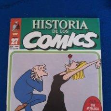 Cómics: HISTORIA DE LOS CÓMICS FASCÍCULO 27. Lote 277502658