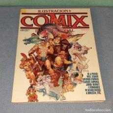 Cómics: VOLUMEN ILUSTRACION + COMIX Nº 63-63-65 DE TOUTAIN EDITOR EN MUY BUEN ESTADO. Lote 277684403
