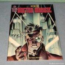 Cómics: DOCTOR MABUSE JOYAS DE CREEPY DE TOUTAIN EDITOR EN MUY BUEN ESTADO. Lote 277686493