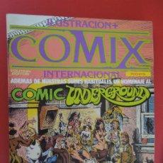 Cómics: COMIX INTERNACIONAL Nº 16 EXTRA -Nº51,52 Y 53 ILUSTRACION TOUTAIN EDITOR AÑOS 80. Lote 278178413