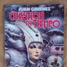 Fumetti: CUESTIÓN DE TIEMPO - TOUTAIN / NÚMERO ÚNICO. Lote 278181013