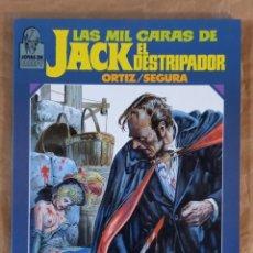 Fumetti: LAS MIL CARAS DE JACK EL DESTRIPADOR (JOYAS DE CREEPY Nº 1) - TOUTAIN. Lote 278183413